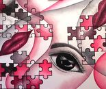 PUZZLE (oil on canvas 70x100x4) 2012
