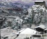 Chiesa San Vito In The Snow
