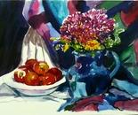 Still life colour feast