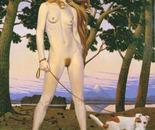 Venus and Cupido