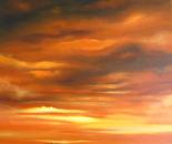 Fiery Skies