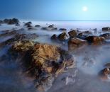 Moon Lighted Ancient Rocks Mk.II