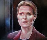 Portrait Prime Minister Denmark Helle Thorning Schmidt