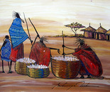 The rich harvest from the Kipsigis