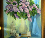 Lilac etude
