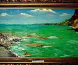 The sandy. Crimea