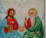 Sacred Trinity a tree beads 20+30