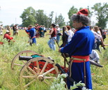 Cossack Bunt Kondratija Bulavina 1708?