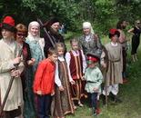 Russian family ?. Revolt of Kondratija of the Bulavin 1708
