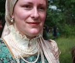 Russian woman Bunt Kondratija Bulavina 1708