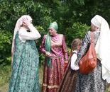 Russian women 1708