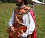 The gusla player. Revolt of Kondratija of the Bulavin 1708