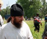 The monk. ? Cossack Bunt Kondratija Bulavina 1708
