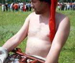The seller of the weapon ?. ? Cossack Bunt Kondratija Bulavina 1708