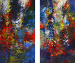 Refraction, Diptych