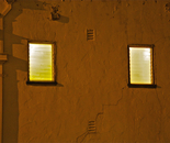 Night Light Windows