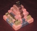 Pyramid I - Assembled
