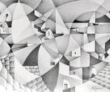 Paesaggio_natita su cartoncino cm. 30 x 40