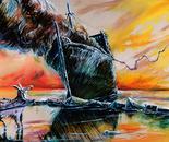 Portuguese sea an account that god didn't do