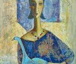 Oil on canvas 40x52 cm