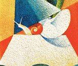 Scatola magica_acrilico su tavola sabbiata cm_30 x 20