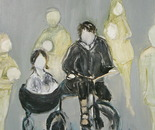 Shared tricycle