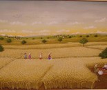 60x140 cm Harvest