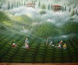 Tea collectors 60x80cm