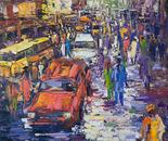 Downtown Lagos 1