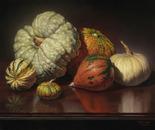 "Fall's Harvest, 20""x24"""