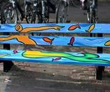 Public Corbani Bench - Zandvoort