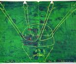 #587Shaman trans crown   14.XI. 1989