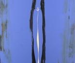 Blue Madonna - Oil on Canvas 48x60 (122x152cm)