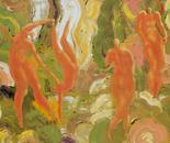 Primavera Oiul on Canvas 48x72 (122x183cm)