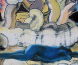 The Dream - Oil on Canvas 36x36 (91x91cm)