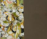 English Garden - Oil on Canvas 48x96 (122x244cm)