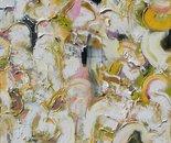Summer wheat - Oil on Canvas 36x36 (91x91cm)