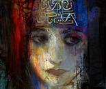 Damascus Queen #2