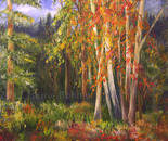 Fall Dreams by Laurie Rohner