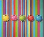 TV test apples