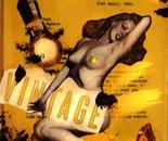 Vintage Nude Girl