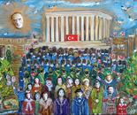 026 Mausoleum of Ataturk