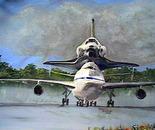 Shuttle at Kelley AFB
