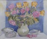 Roses and Paua