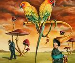 PSYCHO (Birds in a Private Asylum)