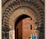 Medina Entry