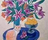 Cat and Sicilianos