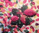 QUEL CHE RESTA DELLA PIOGGIA (oil on canvas 100x100/2012)
