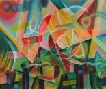 Marina, 70 x 100cm,soft pastels, 2009