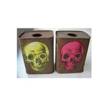 """dixon / """"Skull Cans"""" / 2007"""